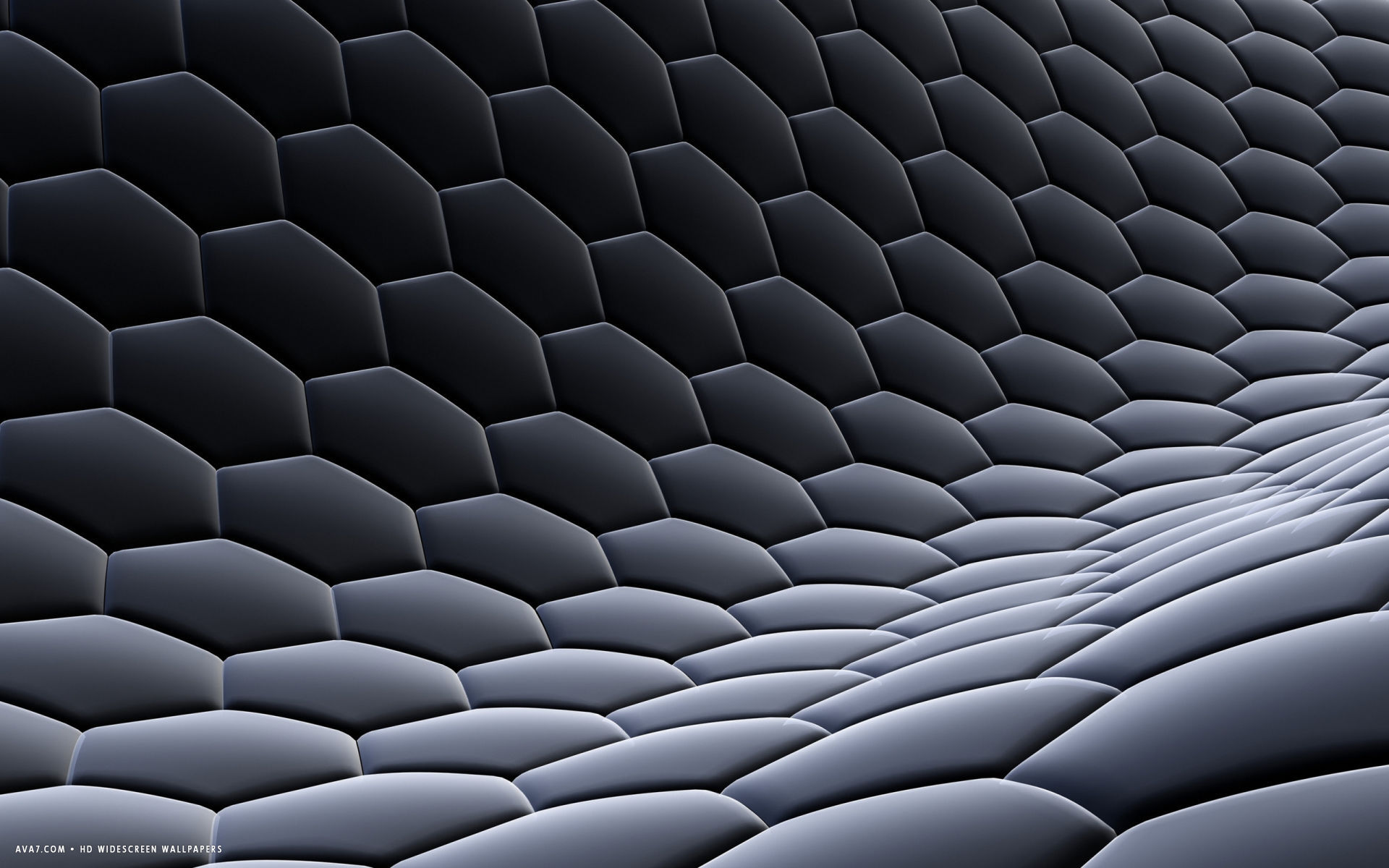 Honeycomb wallpapers background images page 6 - 3d Hexagon Texture Fabric Steel Gray Grid Honeycomb Hd Widescreen Wallpaper