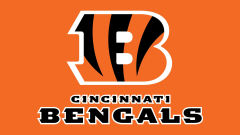 cincinnati bengals logo wallpaper