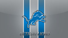 detroit lions silver wallpaper