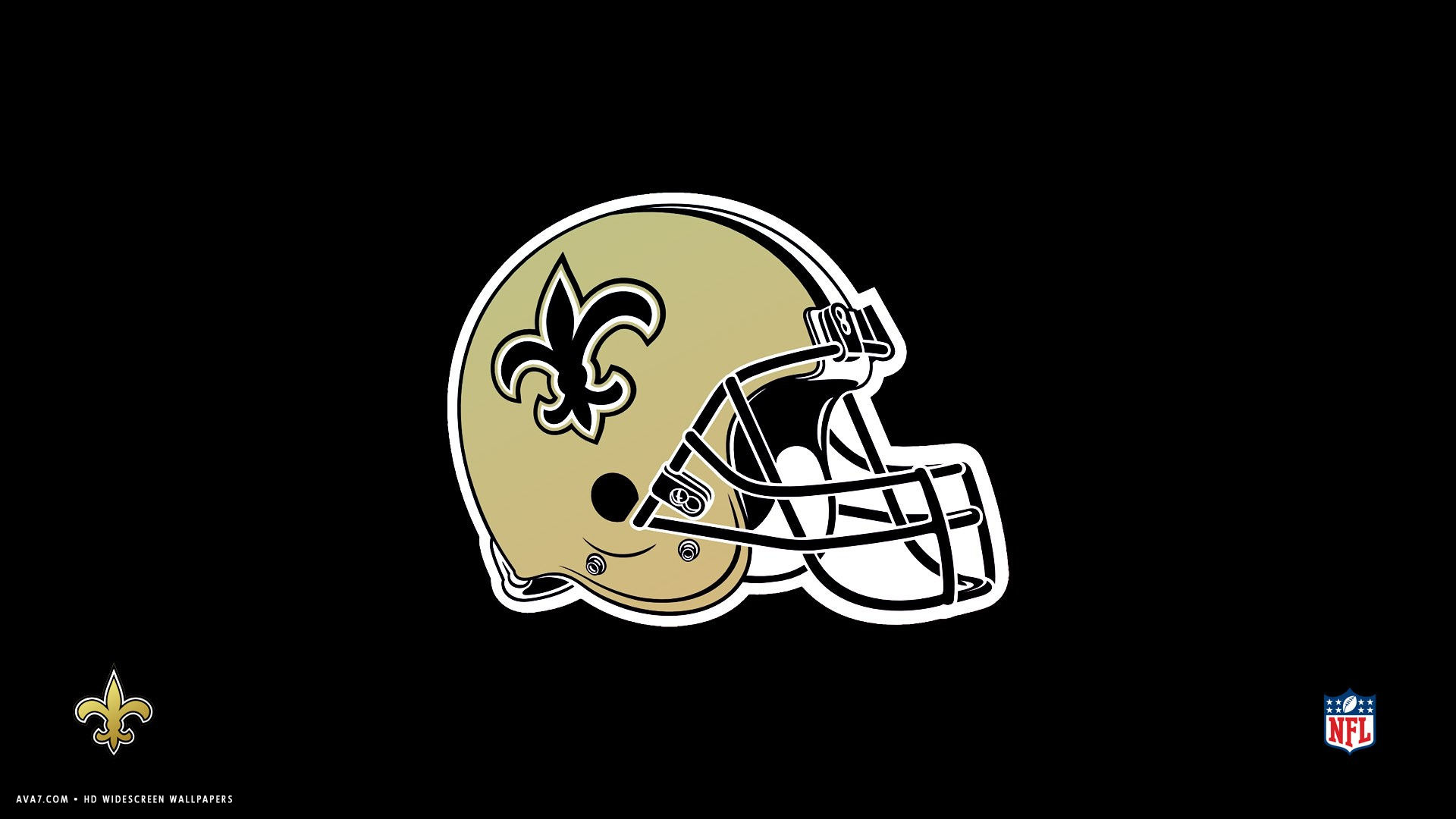 new orleans saints nfl football team hd widescreen wallpaper