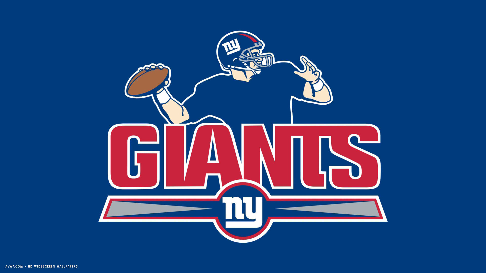 new york giants nfl football team hd widescreen wallpaper