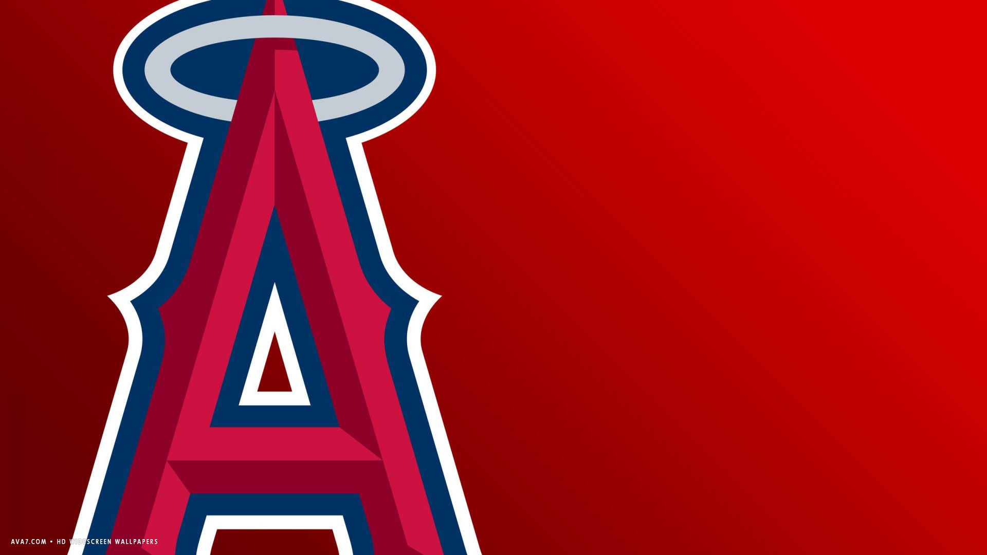 los angeles angels of anaheim mlb baseball team hd widescreen wallpaper