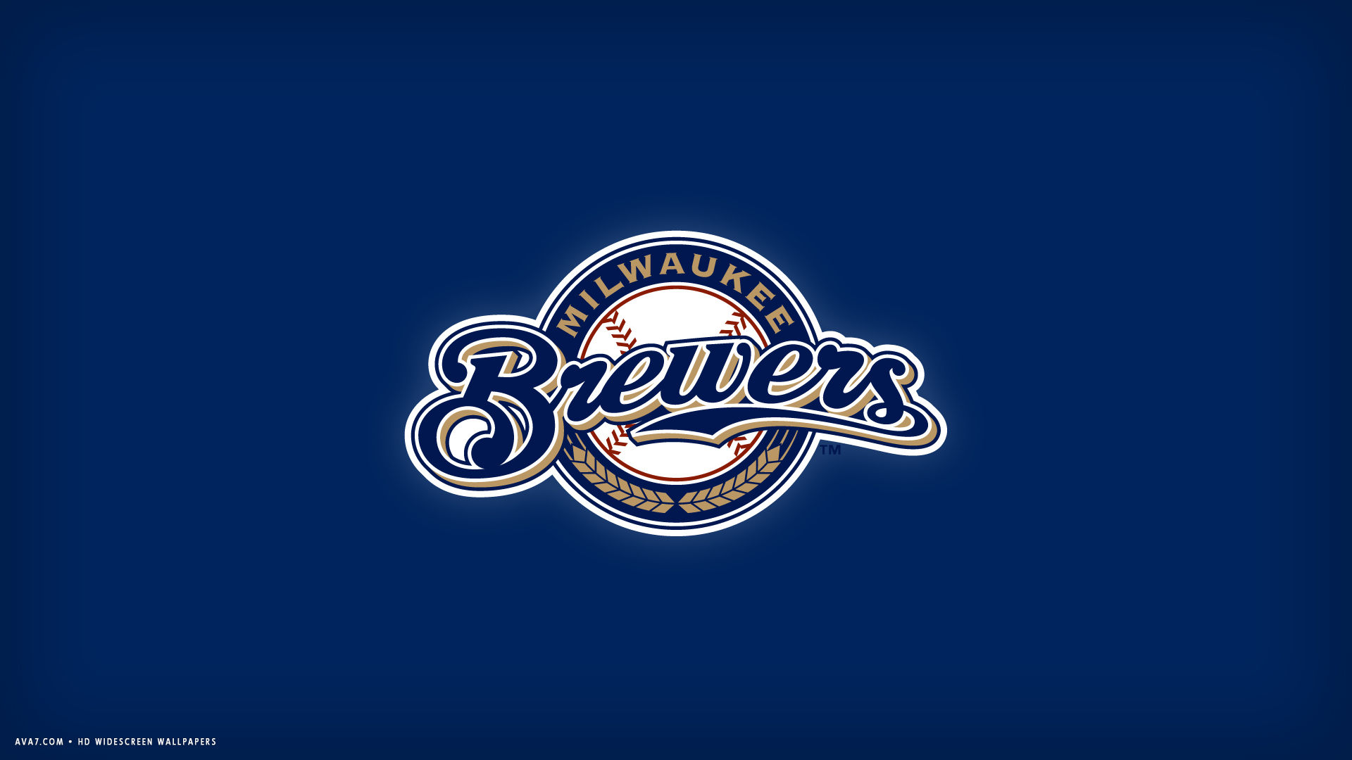 milwaukee brewers mlb baseball team hd widescreen wallpaper