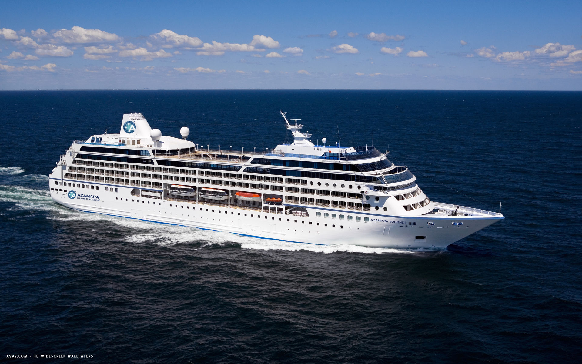 azamara journey cruise ship hd widescreen wallpaper