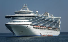 caribbean princess cruise ship