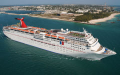 carnival imagination cruise ship