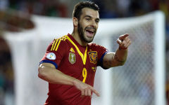 alvaro negredo football player