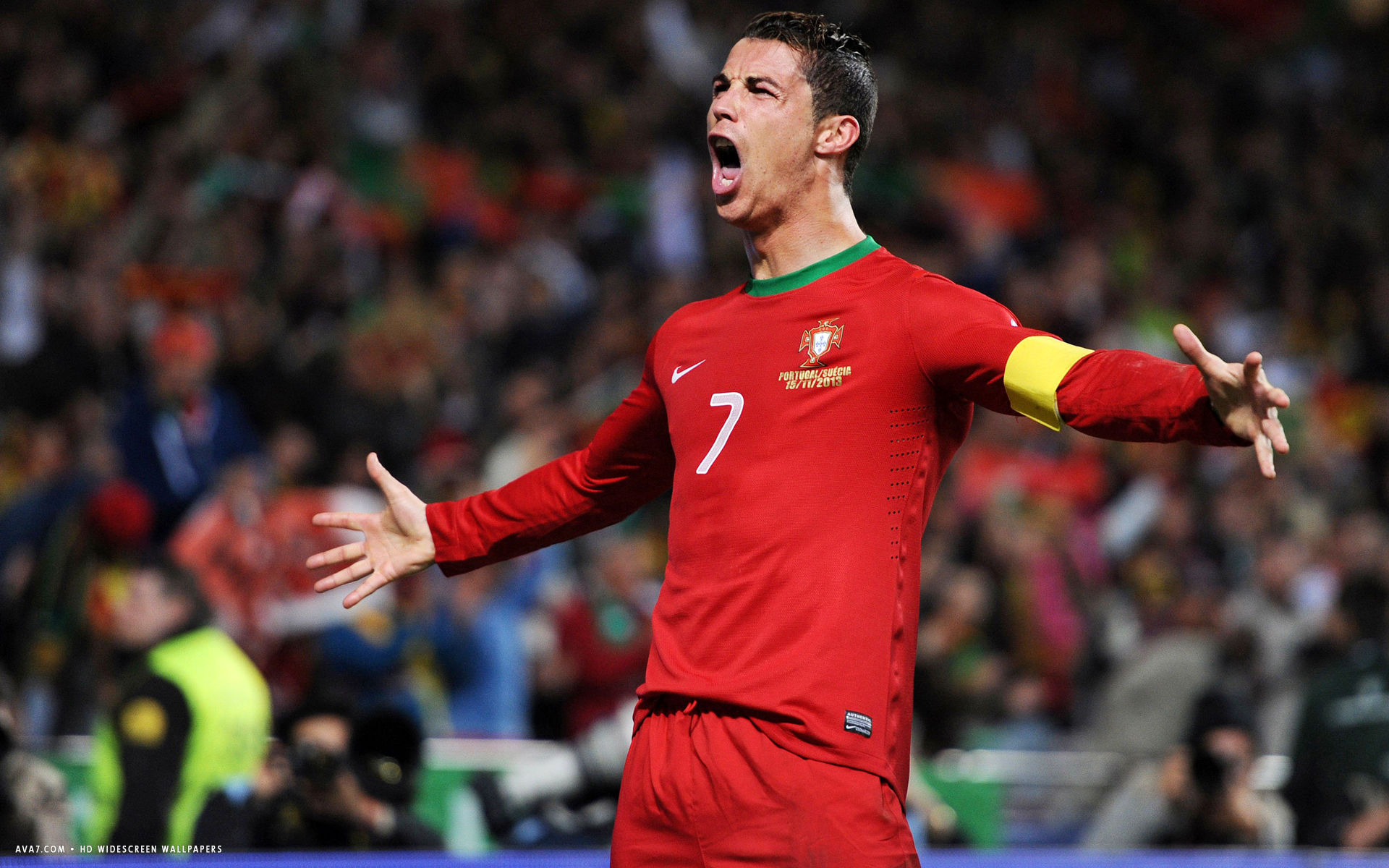 cristiano ronaldo football player hd widescreen wallpaper