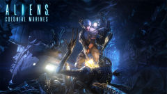 aliens colonial marines wallpapers
