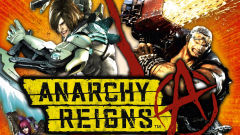 anarchy reigns wallpapers