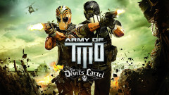army of two devils cartel game alpha and bravo