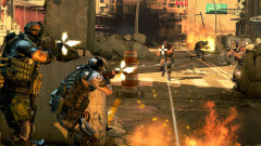army of two the 40th day game aot shooting enemies war street