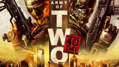 army of two the 40th day third person shooter
