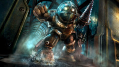 bioshock game big daddy