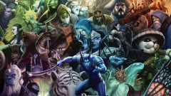 dota game defense of the ancients characters