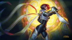 league of legends game lol fiora girl sword