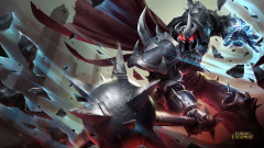 league of legends game lol mordekaiser big monster iron armor