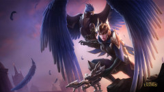 league of legends game lol quinn valor bird