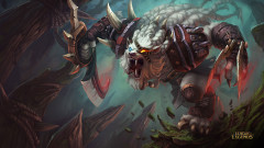 league of legends game lol rengar monster