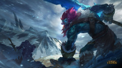 league of legends game lol trundle monster battle