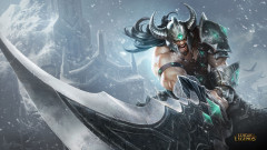 league of legends game lol tryndamere sword