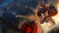 league of legends game lol ziggs bomb