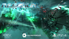 resogun wallpapers