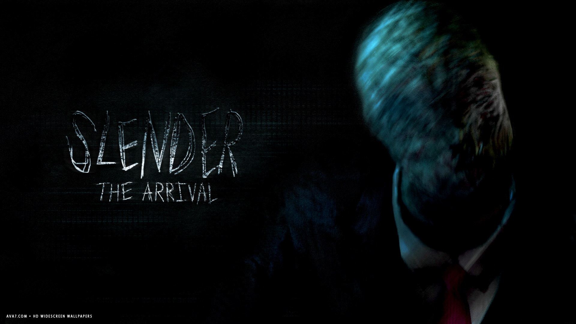 slender the arrival game hd widescreen wallpaper