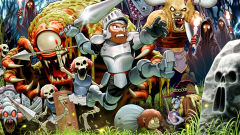 ultimate ghosts n goblins wallpapers