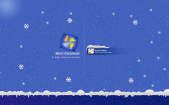 merry christmas windows login santa claus mail messages funny holiday