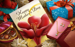 happy mothers day card gifts cakes jewelry holiday
