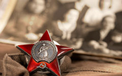 victory day russia may 9 soviet medal sssr holiday