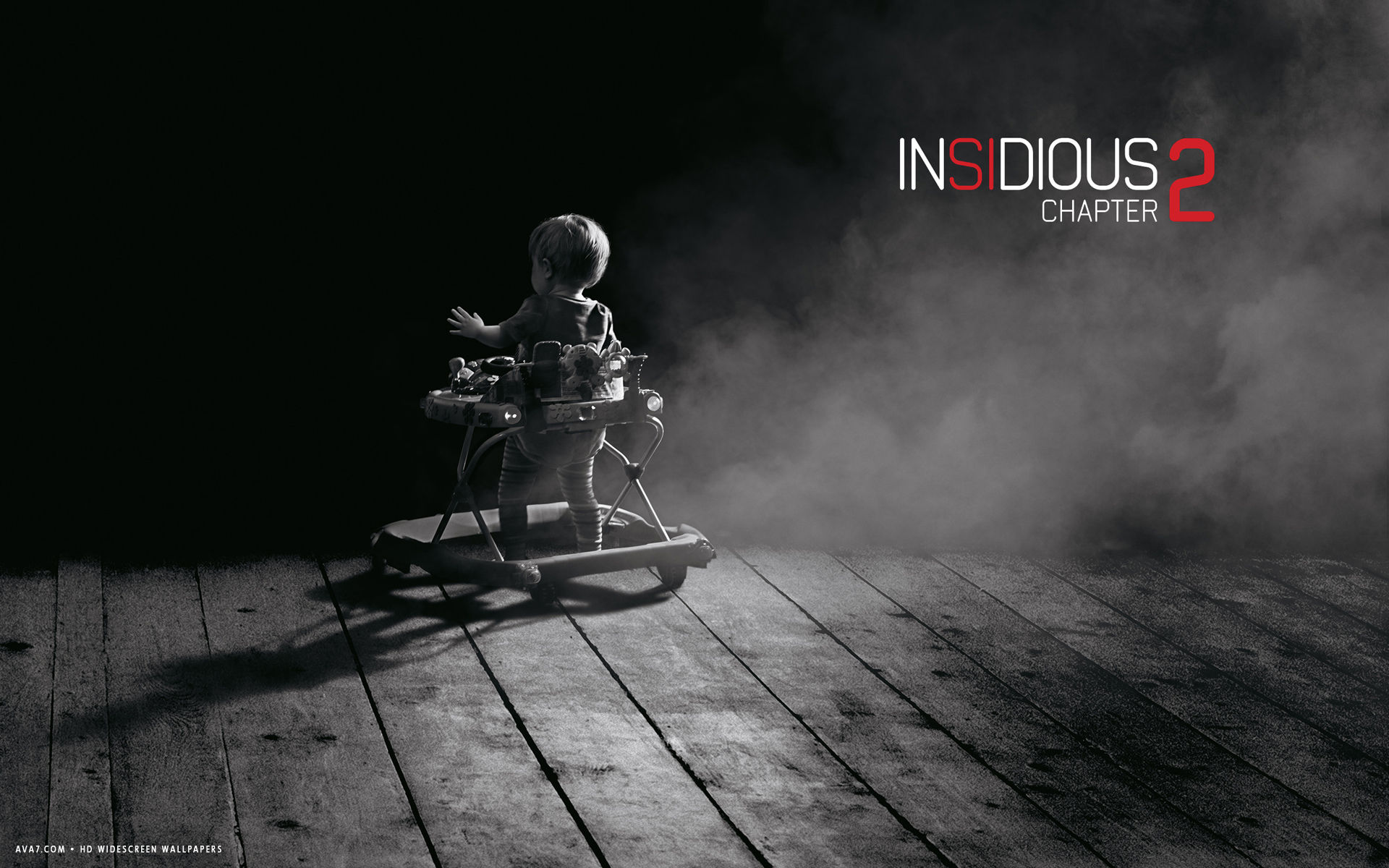Insidious Chapter 2 Movie Hd Widescreen Wallpaper Movies