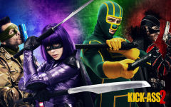 kick ass 2 wallpapers