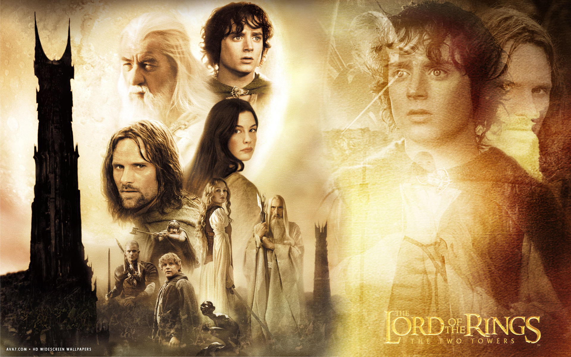 Lord Of The Rings The Two Towers Online Movies