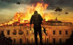 olympus has fallen wallpapers