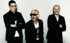 above and beyond music band group
