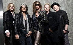 aerosmith music band group