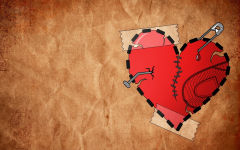broken heart repaired love hurts