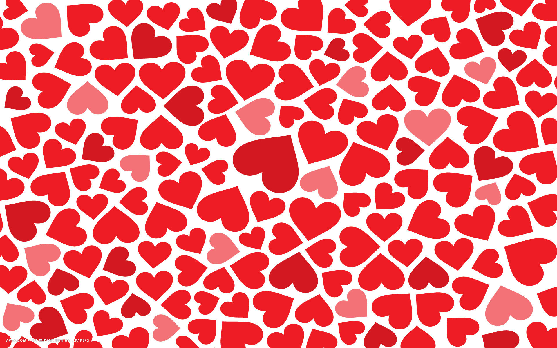 hearts animal print red small pattern texture hd widescreen wallpaper - Small Animal Pictures To Print