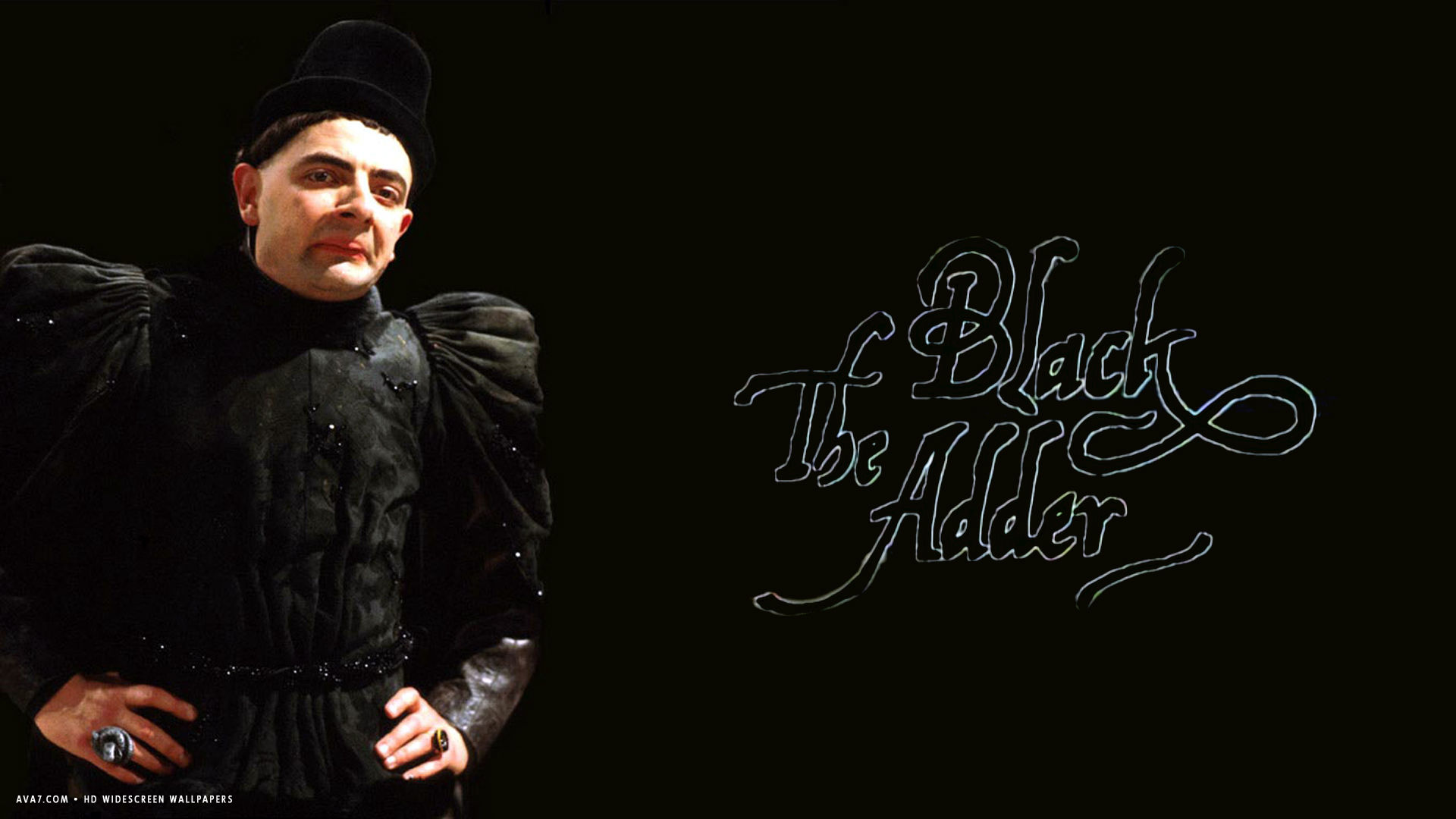 black adder tv series show hd widescreen wallpaper