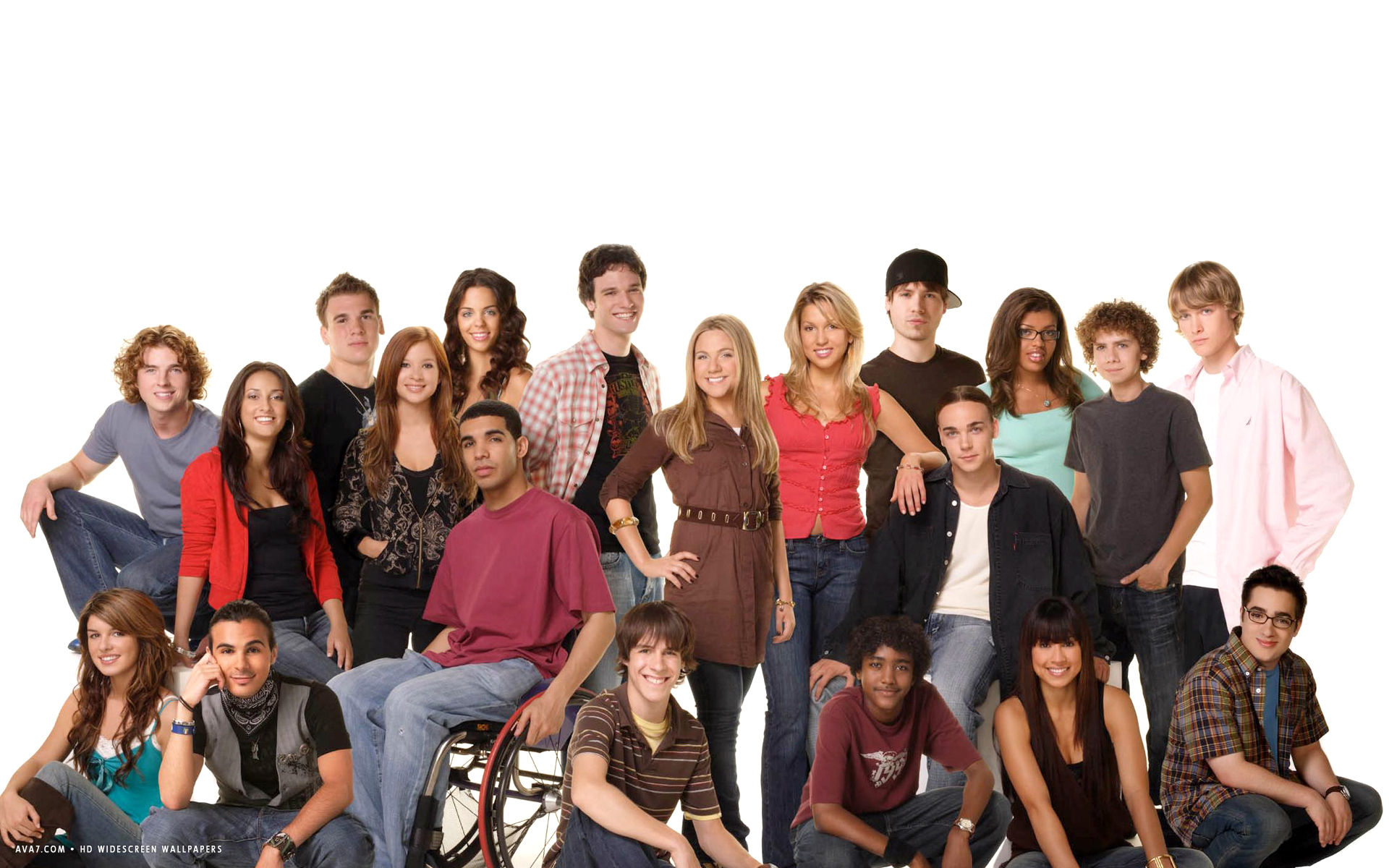 degrassi tv series show hd widescreen wallpaper