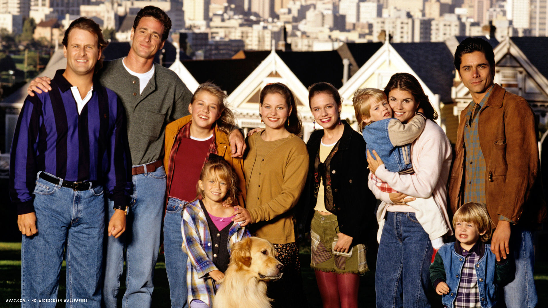 Full house tv series show hd widescreen wallpaper tv series backgrounds - House of tv show ...