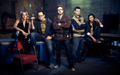 ghostfacers tv series show