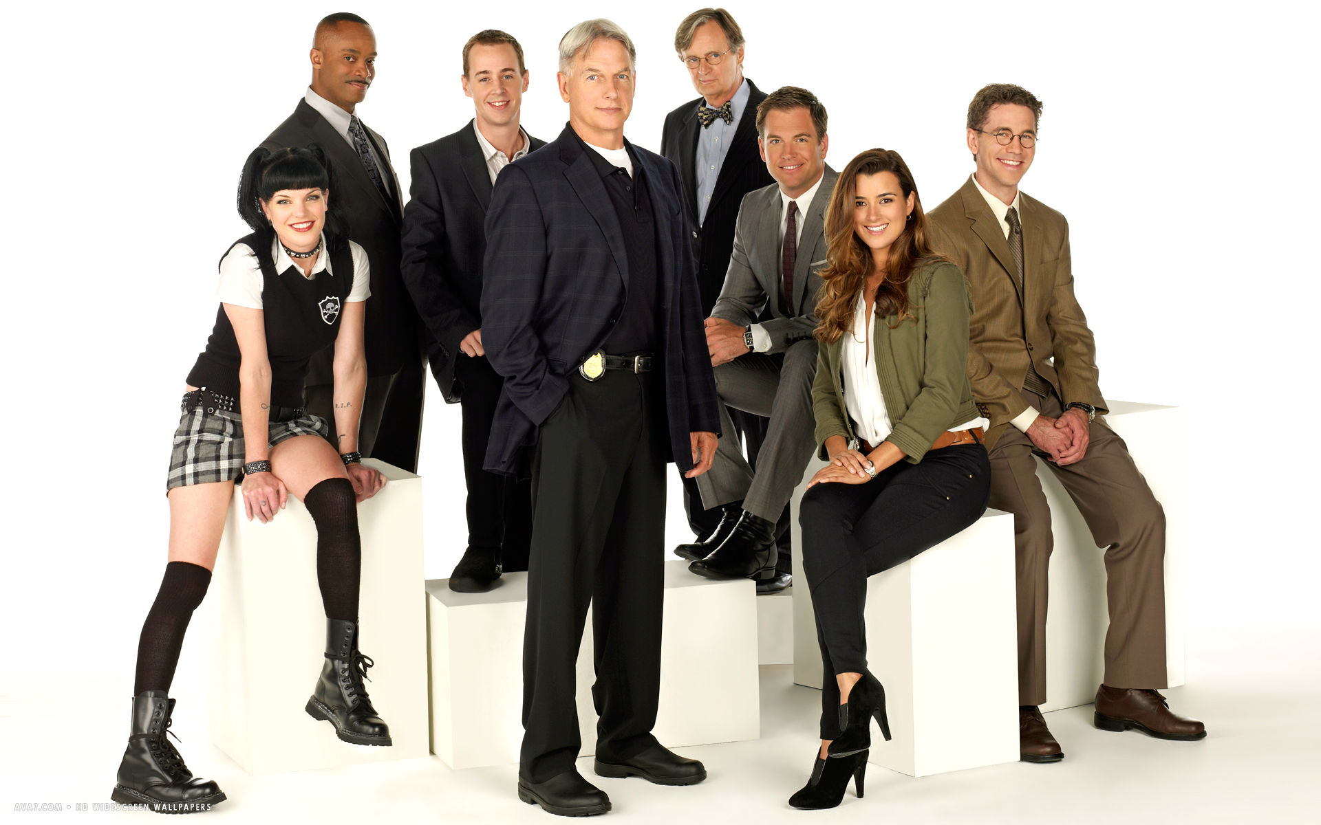 ncis tv series show hd widescreen wallpaper