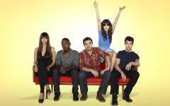 new girl tv series show