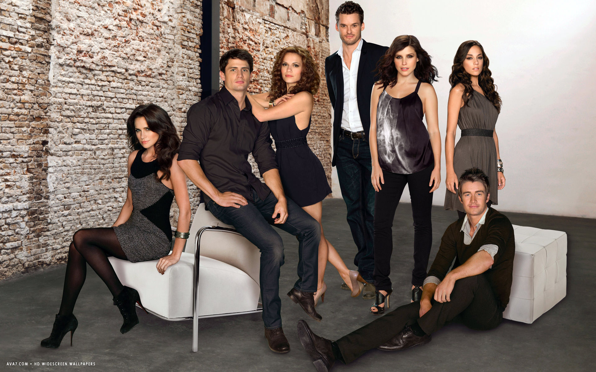 one tree hill tv series show hd widescreen wallpaper