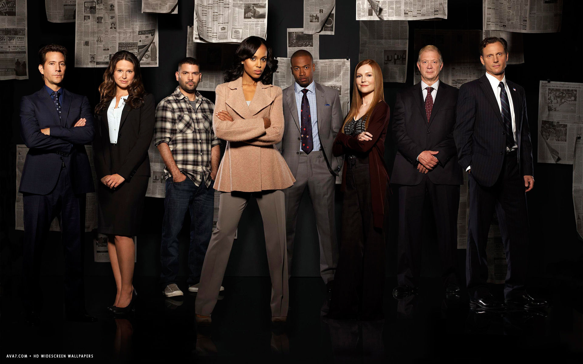 scandal tv series show hd widescreen wallpaper