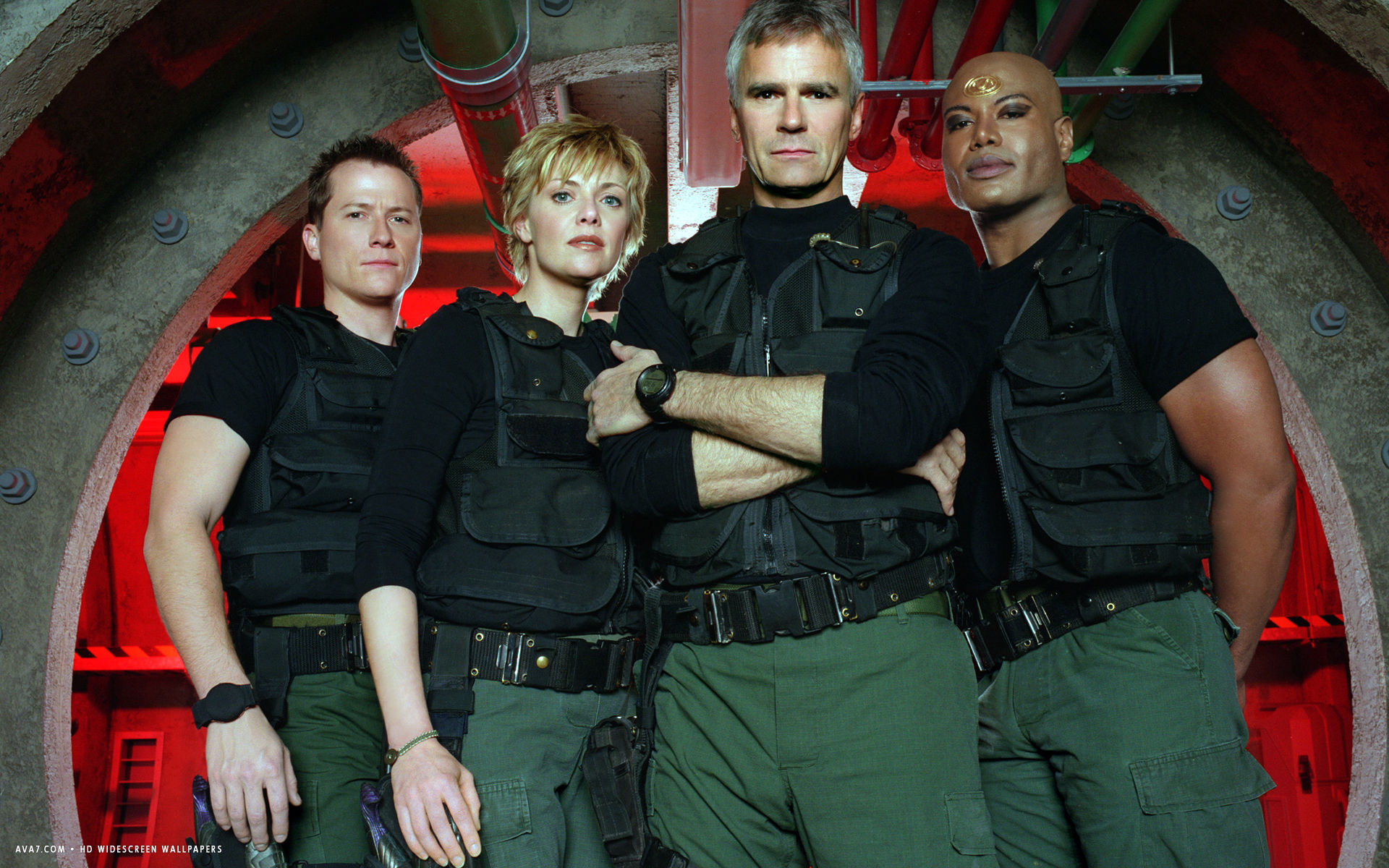 stargate sg 1 tv series show hd widescreen wallpaper