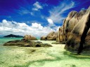 Beach Dreams, Seychelles wallpaper